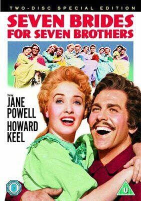 £2.72 • Buy Seven Brides For Seven Brothers (2 Disc Special Edition) [1954] [... - DVD  4YVG