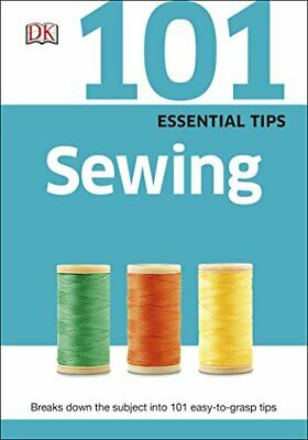 £4.99 • Buy 101 Essential Tips Sewing By DK Book The Cheap Fast Free Post