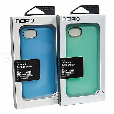 £7.99 • Buy Genuine Incipio NGP Flexible Shock Absorbent Case Cover For IPhone 8/7/6S/6 4.7