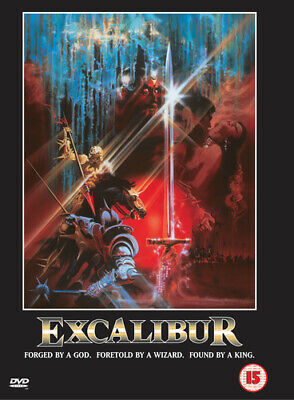 Excalibur DVD (2000) Nigel Terry, Boorman (DIR) Cert 15 FREE Shipping, Save £s • 2.38£