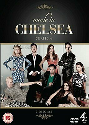 Made In Chelsea - Series 6 [DVD] - DVD  YAVG The Cheap Fast Free Post • 4.22£