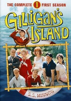 £14.64 • Buy Gilligan's Island: The Complete First Season [New DVD] Full Frame, Mono Sound,