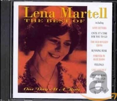 £4.84 • Buy Lena Martell - One Day At A Time - The Best Of - Lena Martell CD 6EVG The Cheap