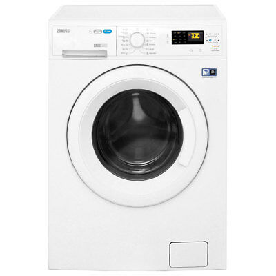 Zanussi ZWD81663NW Lindo1000 Free Standing 8Kg A Washer Dryer White New From AO • 499£