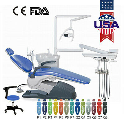 £1222.66 • Buy Dental Chair Hard Leather TJ2688-A1 Computer Controlled Unit With Mouth Opener