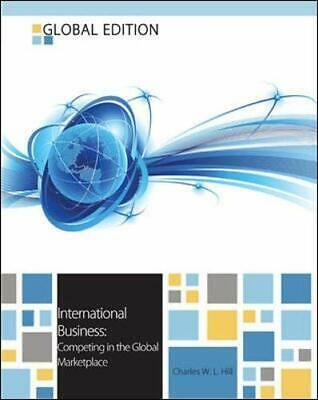 £6.49 • Buy International Business By Hill, Charles W. L. Book The Cheap Fast Free Post