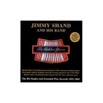 £3.49 • Buy Jimmy Shand & Band - Golden Years 1955-65 - Jimmy Shand & Band CD 4BVG The Cheap