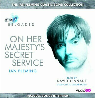 £7.99 • Buy On Her Majesty's Secret Service By Fleming, Ian Book The Cheap Fast Free Post