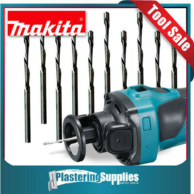 AU39.90 • Buy Makita Industrial 1/8  Cut-Out Bits X10 Suits Makita DCO180Z Cut-Out Tool 193452