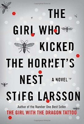 $4.29 • Buy The Girl Who Kicked The Hornets Nest (Millennium Trilogy) By Stieg Larsson