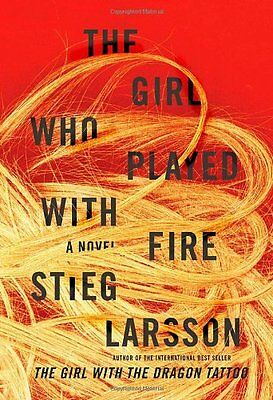 $4.29 • Buy The Girl Who Played With Fire (Millennium ) By Stieg Larsson