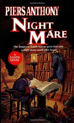 Night Mare (The Magic Of Xanth, No. 6) By Piers Anthony  • 3.95$