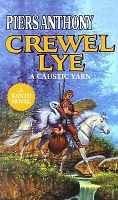 Crewel Lye (Xanth) By Piers Anthony  • 3.95$