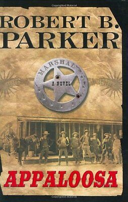 Appaloosa By Robert B. Parker  • 3.25£