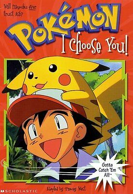 $4.29 • Buy I Choose You! (Pokemon Chapter Books) By Scholastic Books