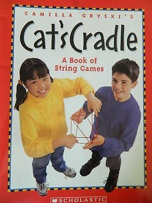 £3.51 • Buy Cats Cradle A Book Of String Games