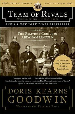 $4.49 • Buy Team Of Rivals: The Political Genius Of Abraham Lincoln By Doris Kearns Goodwin