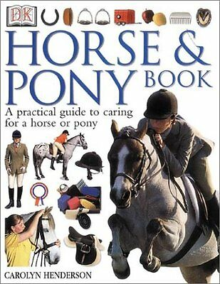 £3.50 • Buy DK Horse And Pony Book