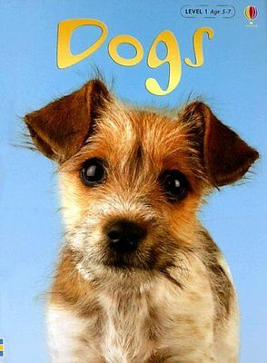 £3.18 • Buy Dogs (Usborne Beginners: Information For Young Readers: Level 1) By Emma Helbrou
