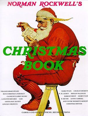 $ CDN5.45 • Buy Norman Rockwells Christmas Book By Molly Rockwell