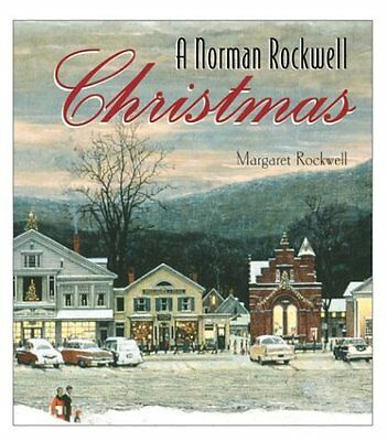 $ CDN5.45 • Buy A Norman Rockwell Christmas By Margaret Rockwell