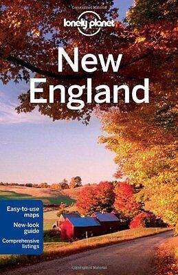 £3.47 • Buy Lonely Planet New England (Regional Travel Guide)