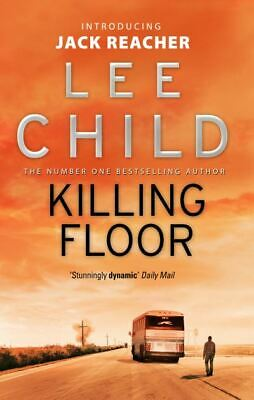 Killing Floor By Lee Child (Paperback) Highly Rated EBay Seller Great Prices • 3.16£