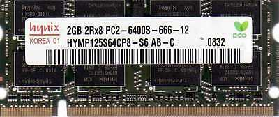 AU22.73 • Buy New 2GB HP EliteBook 2530p 2730p 6930p 8530p 8530w 8730w DDR2 Laptop RAM Memory
