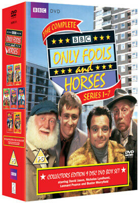 Only Fools And Horses: Complete Series 1-7 DVD (2010) David Jason, Shardlow • 10.86£