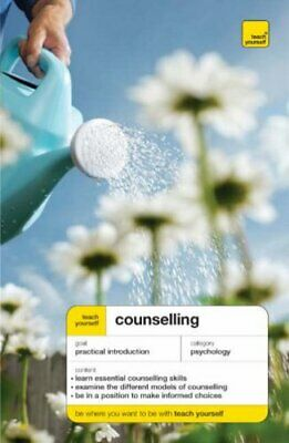 Teach Yourself Counselling Third Edition (TYE) By Milne, Aileen Paperback Book • 61.99£