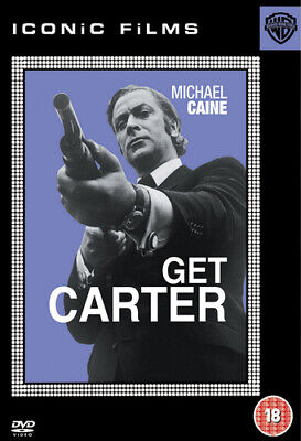 Get Carter DVD (2000) Michael Caine, Hodges (DIR) Cert 18 FREE Shipping, Save £s • 3.51£