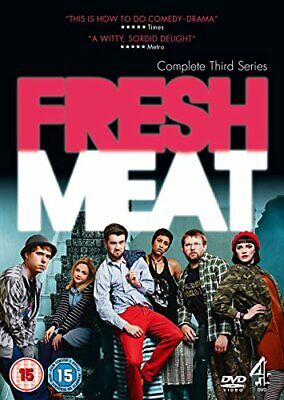 £3.49 • Buy Fresh Meat - Series 3 [DVD] [2013] - DVD  6WVG The Cheap Fast Free Post