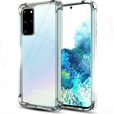 AU3.90 • Buy Acrylic Hard Case Ultra Clear Cover For Samsung Galaxy S20 S10 S9 8 Note 20 10 9