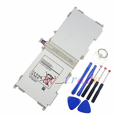 $12.50 • Buy New Battery For Samsung Galaxy Tab 4 10.1 SM-T530 SM-T531 SM-T535 Tablet 6800mAh