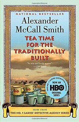 £3.99 • Buy Tea Time For The Traditionally Built (No. 1 Ladies' D... By Smith, Alexander McC