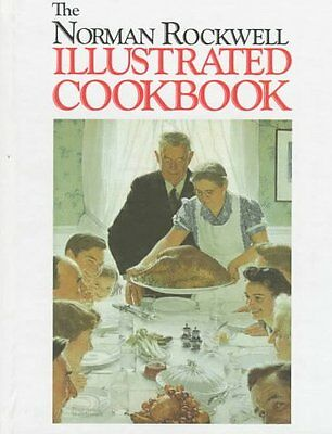 $ CDN6.35 • Buy The Norman Rockwell Illustrated Cookbook