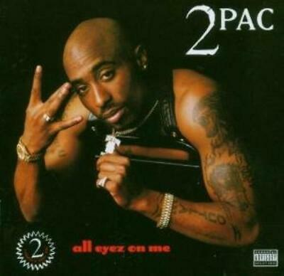 £16.81 • Buy 2 Pac : All Eyez On Me CD Value Guaranteed From EBay's Biggest Seller!