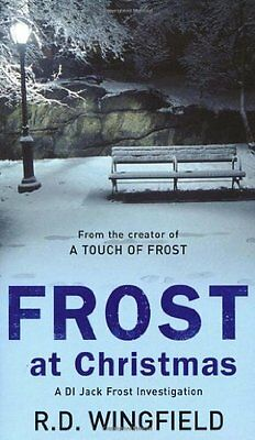 £3.58 • Buy Frost At Christmas: (DI Jack Frost Book 1) By R D Wingfield