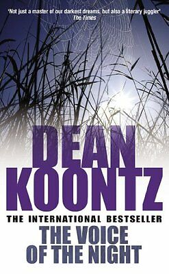 £2.03 • Buy The Voice Of The Night By  Dean Koontz. 9780747235194