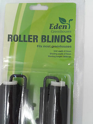 Roller Blinds Greenhouse Shading Kit By Eden Greenhouses • 34.99£
