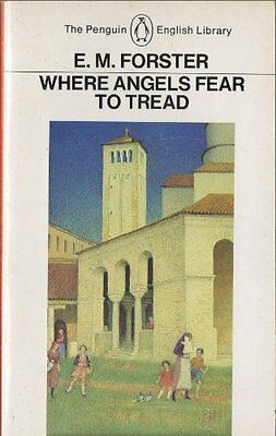 £2.02 • Buy Where Angels Fear To Tread (English Library) By  E. M. Forster