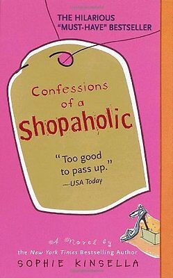 Confessions Of A Shopaholic (Shopaholic Series) By Sophie Kinse .9780440241416 • 3.21£