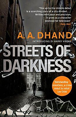 £3.10 • Buy Streets Of Darkness (D.I. Harry Virdee) By A. A. Dhand