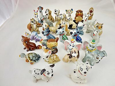 Wade Disney, Hatbox, Whimsies 1956-65 + 1981-87 Many To Choose From. (Perfect) • 9.99£