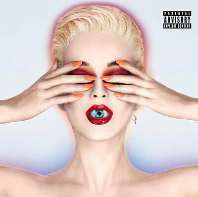 Katy Perry : Witness CD (2017) Value Guaranteed From EBay's Biggest Seller! • 2.98£