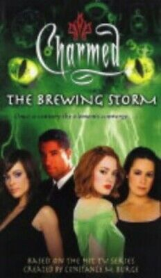 £12.99 • Buy The Brewing Storm (Charmed S.) By Burge, Constance M. Paperback Book The Cheap