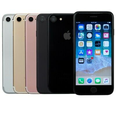 $154 • Buy Apple IPhone 7 Smartphone AT&T Sprint T-Mobile Verizon Or Unlocked 4G LTE