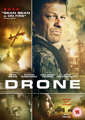 £1.83 • Buy Drone DVD (2017) Sean Bean, Bourque (DIR) Cert 15 Expertly Refurbished Product