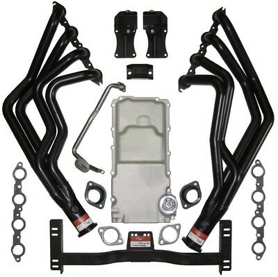 AU2950 • Buy Engine Conversion Kit Ls1 Ls2 Ls3 Lsa Holden Torana Lh Lx Uc New 4-into-1 1 3/4