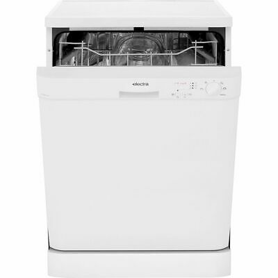 View Details Electra C1760W A++ Dishwasher Full Size 60cm 12 Place White New From AO • 209.00£